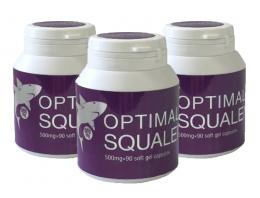 Optimally Squalene  3個セット